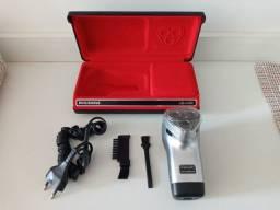 Barbeador elétrico vintage Philishave adjustable HP 1131