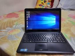 Título do anúncio: Notebook core i3 positivo HD 320 RAM 4 GB bateria dura mais de 2h teclado bom