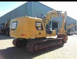 Título do anúncio: Escavadeira hidráulica Caterpillar 320D