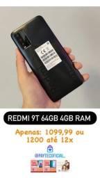 Redmi 9t 64gb PROMOÇÃO