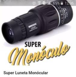 Super luneta monócular! Favor Leia a descrição!