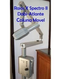 Raios X Odontológico Dabi Atlante - Spectro II - Coluna Movel - Usado, Funcionando