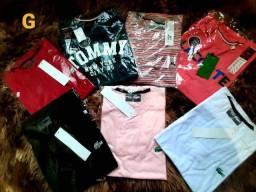 Título do anúncio: Camisas básicas