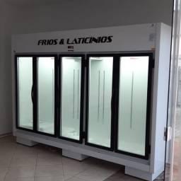 Frios e Laticinios  5 portas última peca