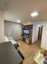 Título do anúncio: Apartamento com 3 quartos à venda, 70 m² por R$ 399.000 - Garden Shangri-la - Cuiabá/MT