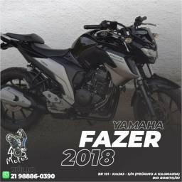 Fazer 250 2018