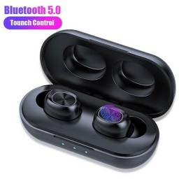 fone Bluetooth Bakeey B5 Tws!