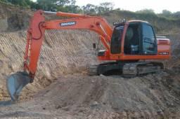 Escavadeira Hidráulica Dossan 135