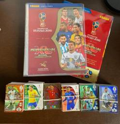 Copa do Mundo 2018 Adrenalyn XL (completo)
