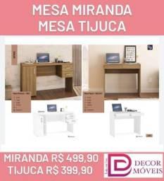 Mesa Miranda / Mesa Tijuca