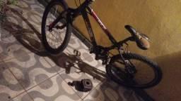 Bicicleta Caloi wildd