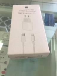 iphone 12 carregador e cabo promoção especial venha hoje mesmo!
