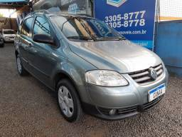 Volkswagen spacefox 2009 1.6 mi 8v flex 4p manual