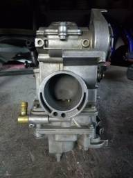Carburador CR FLAT CRF 250 original Keihin adaptável em outras motos.