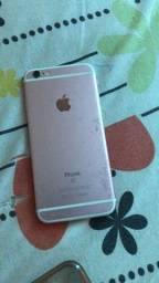 Título do anúncio: iPhone 6s Rose 64gb