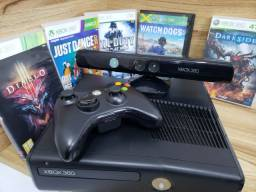 Título do anúncio: Xbox 360 Desbloqueado // Parcelamos ate 12x
