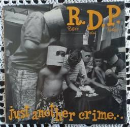 Lp Ratos de Porão In Massacreland disco vinil 1994