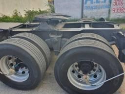 Vende se conjunto Scania t 124 ano 2000/2000