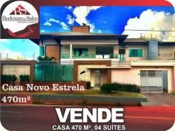 Belíssima Casa de 05 (Cinco) Suítes.