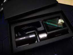 Camera Veicular 70mai Pro Plus A500s Com Wifi E Gps Integrado Em Português Uber Segurança
