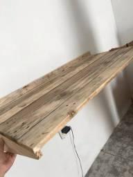 Título do anúncio: Bancada de madeira
