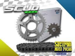 Kit Relação CB300 SCUD (014601)