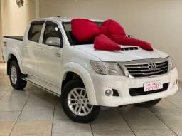 2013 Toyota Hilux SRV D4-D 4x4 3.0 TDI Diesel Aut.