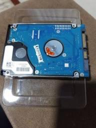 HD Notebook Seagate 320 Gigas