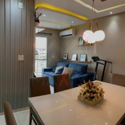 Apartamento à venda, 2 quartos, 1 suíte, 1 vaga, Colônia Santo Antônio - Manaus/AM
