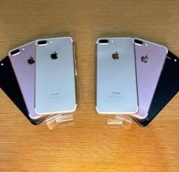 Título do anúncio: iPhone 7 Plus 128gb Novo com 3 meses de garantia!