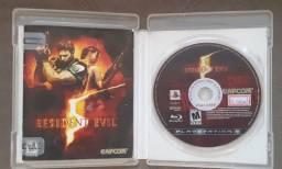 Jogo PS3 Resident Evil 5