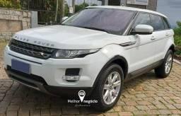 Land Rover Evoque Pure Tech 2.0 Aut. Branca