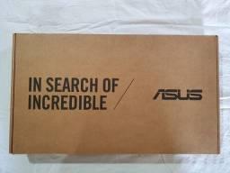 """Título do anúncio: Notebook lacrado Asus Ryzen 7 3700U 8GB RAM - 256GB ssd - W10 15,6"""""""