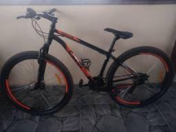 Título do anúncio: Bicicleta Caloi vulcan aro 29 usada NF