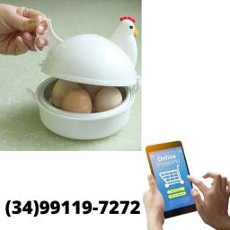 Título do anúncio: Galinha para Cozinhar Ovos no Microondas