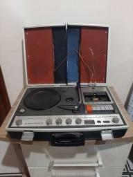 Vitrola 3x1 National Panasonic