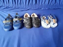 Calçado para bebe