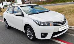 Título do anúncio: Toyota COROLLA XEI Automatico sedan 2.0 dual vvt-i flex 2017