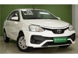 Título do anúncio: Toyota Etios 2018 1.5 xs sedan 16v flex 4p manual
