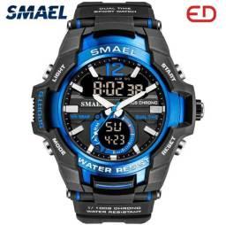 Relógio Smael Azul