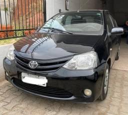 Título do anúncio: Toyota Etios 2013