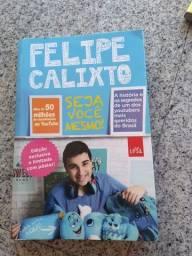 Título do anúncio: Livro Felipe Calixto