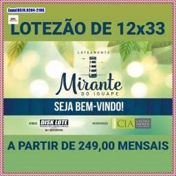 Título do anúncio: Loteamento Mirante do Iguape.... Venha investir \\