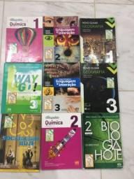 Livros Colégio SESI