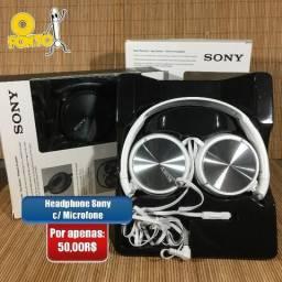 Headphone Sony