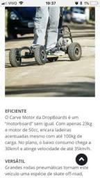 Skate motorizado carve Dropboard 50 vc