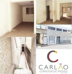 Casa na Rua Marechal Floriano, no Centro de Coronel Fabriciano/MG