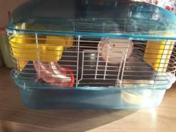 WGaiola de hamster
