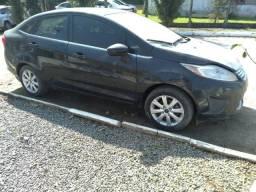 Ford Fiesta 2011 SE 1.6 16v Flex Sucata