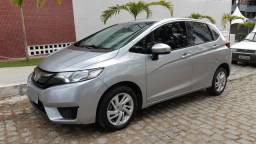 Honda Fit 1.5 Flex At 2017 Única Dona Garantia Revisado - 2017
